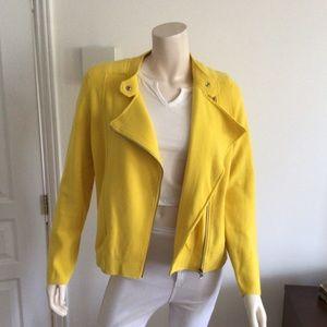 Lauren Ralph Lauren Moto Jacket / Sweater